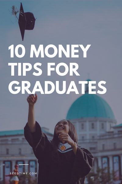 10 money tips for graduates