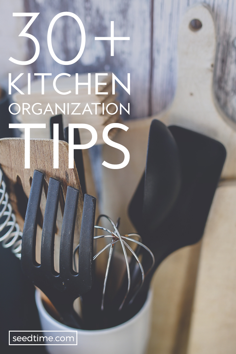 30+ Kitchen Organization Tips Diy - Diy Home Decor