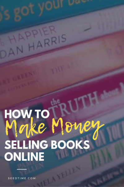 How To Make Money Selling Books Online