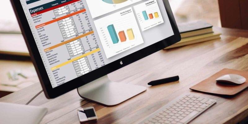 Free budgeting spreadsheet
