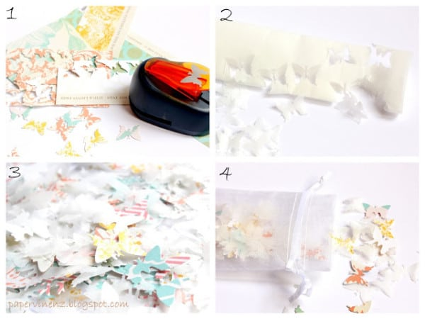 Wedding Confetti Tutorial