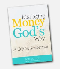 Managing Money God's Way