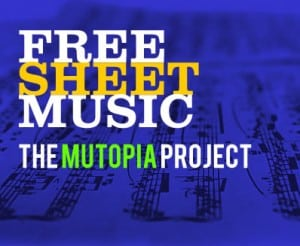 Free Downloadable Sheet Music