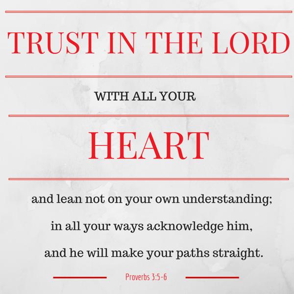 Proverbs 3-5-6