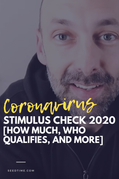 Coronavirus Stimulus Check 2020 [how much you'll get & who qualifies]