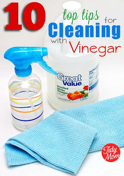 money-saving cleaning tips