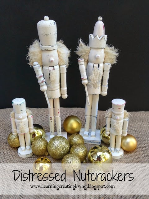 diy christmas nutcracker