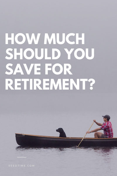 how much should you save for retirement
