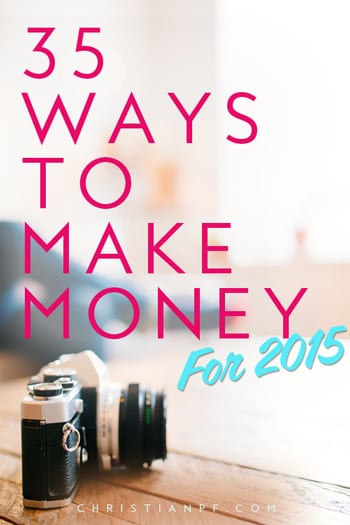 these are 35 ways you can make money from home that actually work in