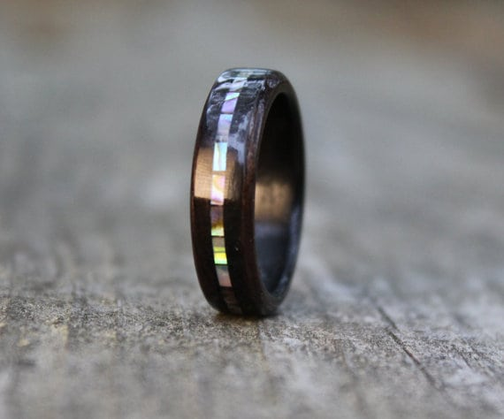 Eco friendly wedding ring
