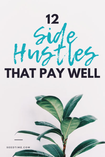 12 side hustles that actually pay well