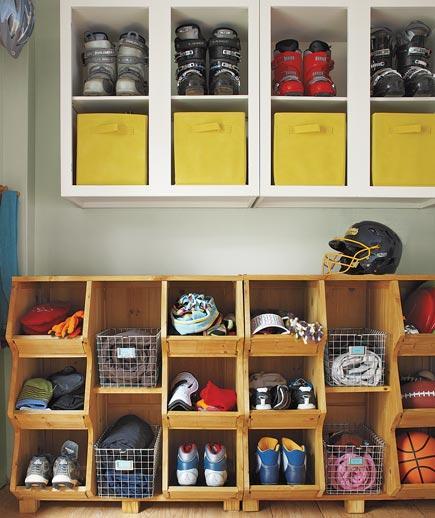 25 Diy Garage Organizing Ideas From Pinterest
