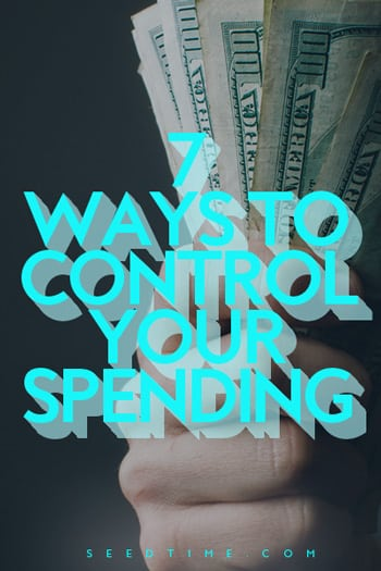 Ways to Control Your Spending